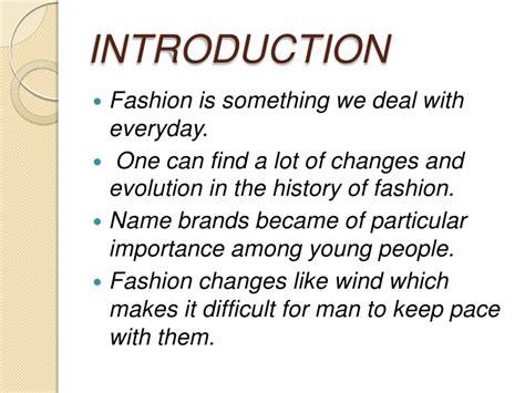 Speech on fashion among students essays jpg 728x546