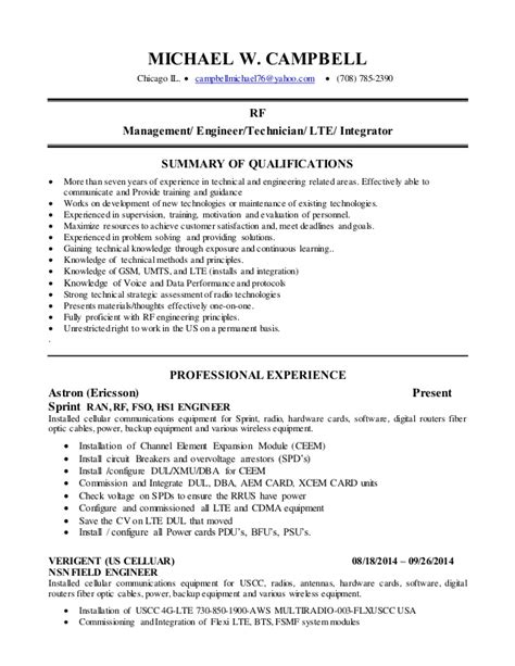 Ericsson noc engineer resume jpg 638x826